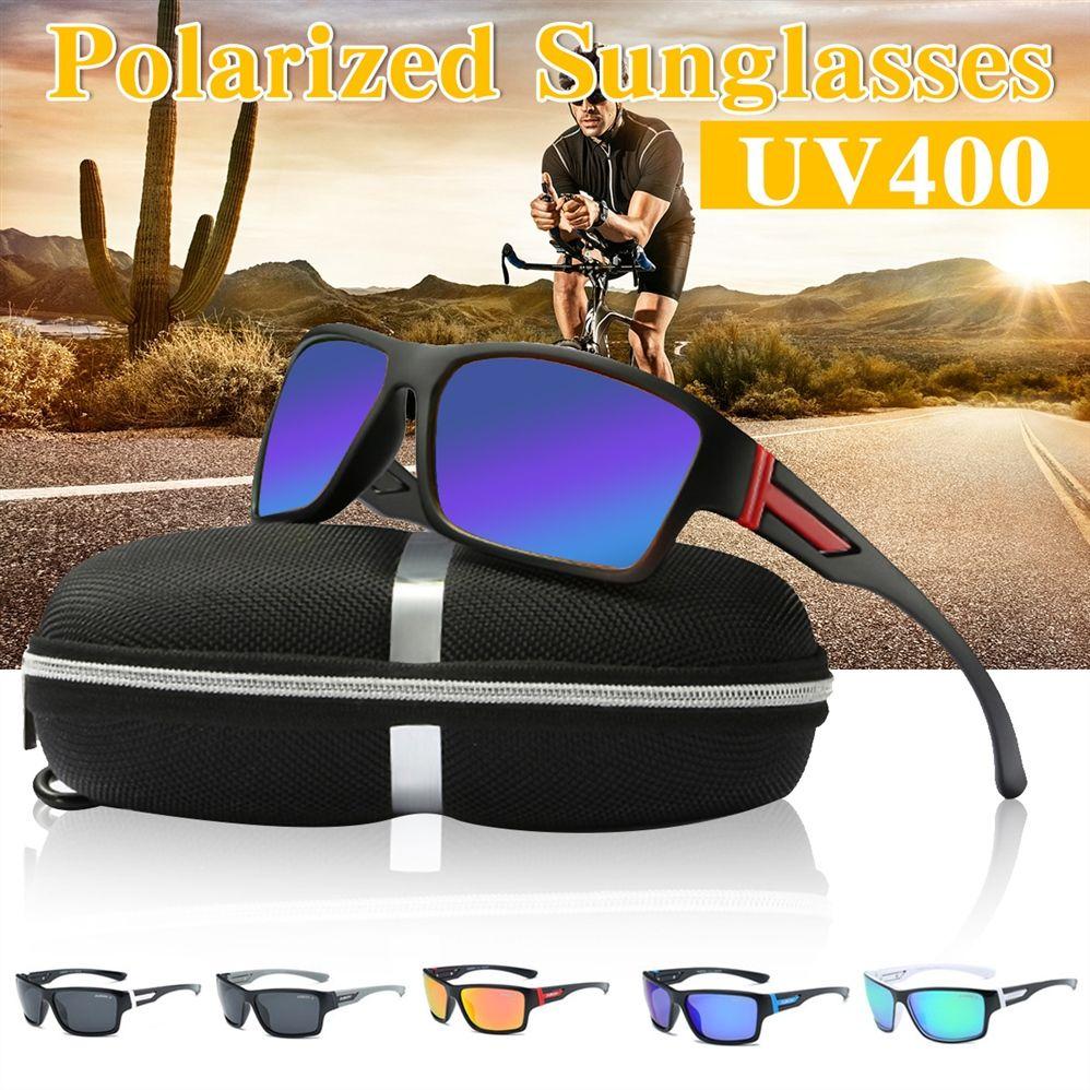 5de07e342e3c Clothing, Shoes & Accessories DUBERY Mens Polarized Sport Outdoor  Sunglasses Fishing Riding Summer Glasses