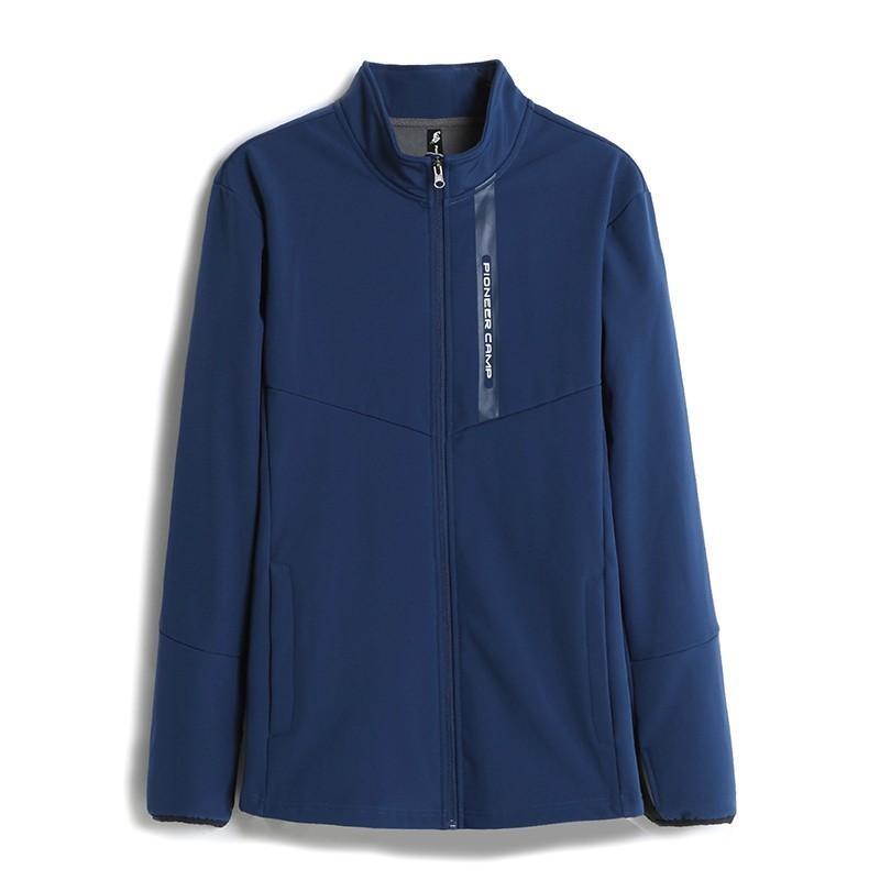 d66379d80bc9 Acquista Pioneer Camp Giacca Impermeabile Uomo Marchio Abbigliamento Casual  Giacca A Vento In Pile Caldo Cappotto Maschile A  96.75 Dal Buxue