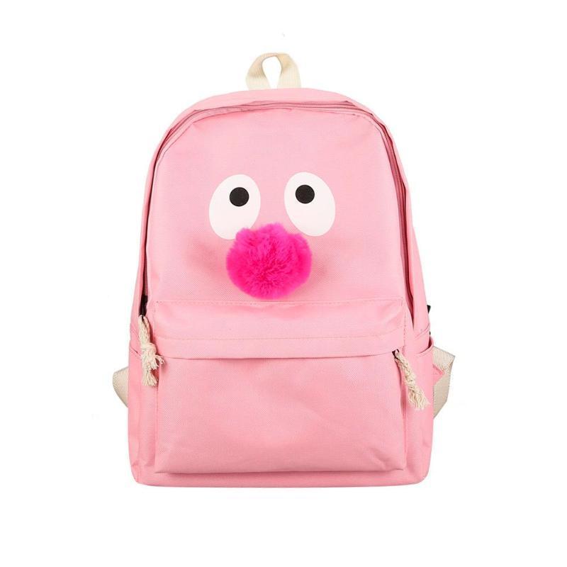 8bbb4de4d9fe Women Cartoon Animal Backpack Preppy Canvas Shoulder Bags Travel School Bag  Backpacks Cheap Backpacks Women Cartoon Animal Backpack Preppy Online with  ...