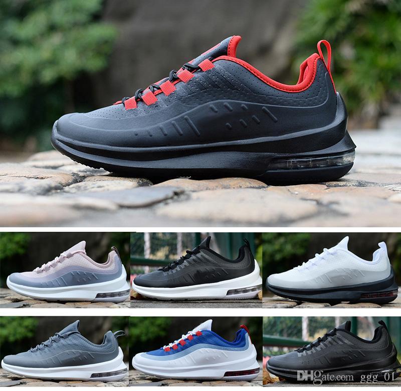 2019 nouvelles chaussures de course pour femme 98 Axis pour hommes, sport Sneaker pour amant, taille 36 45