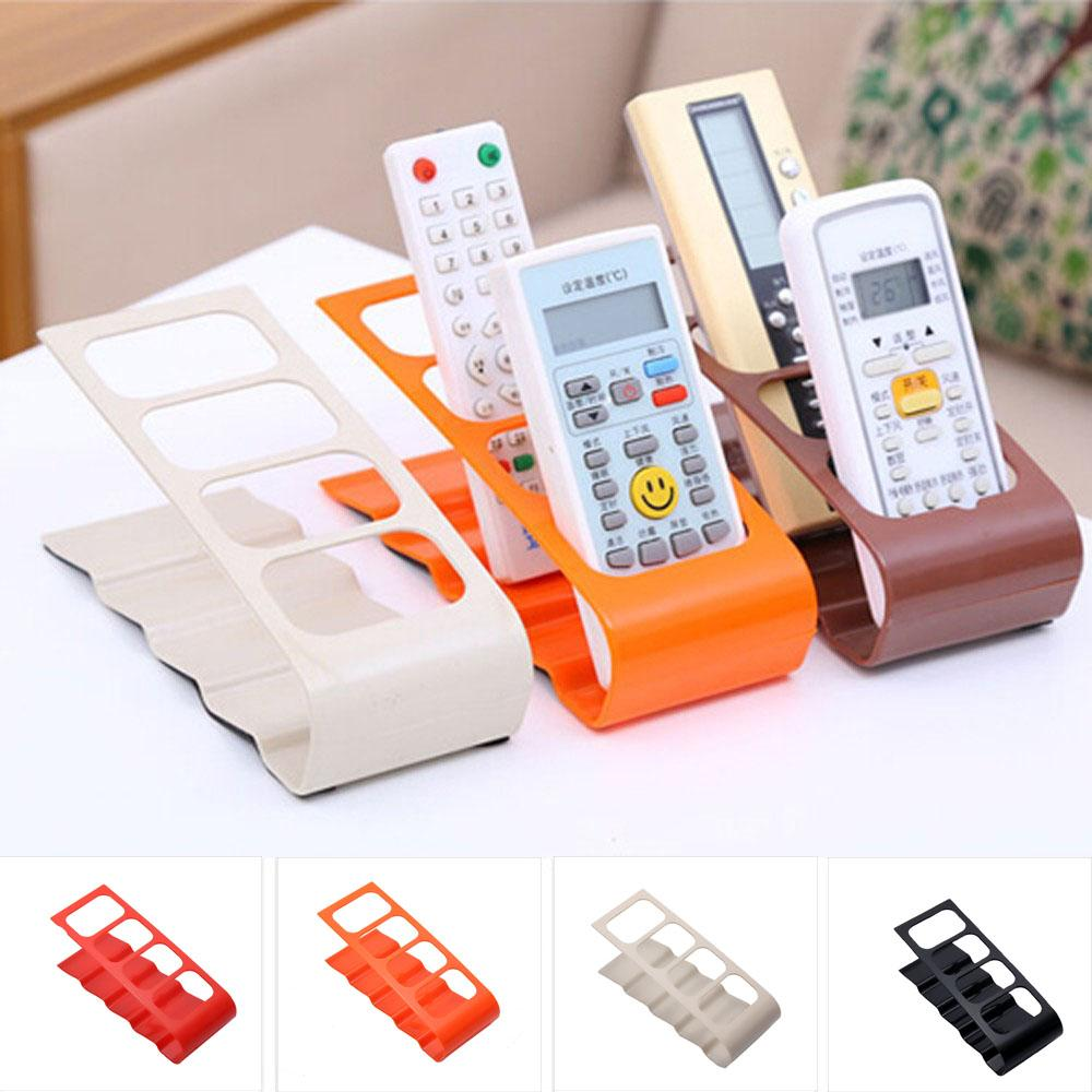 TV/DVD Step Remote Control Storage Mobile Phone Holder Portable Stand Organiser 4 Frame Fashion Home Decor