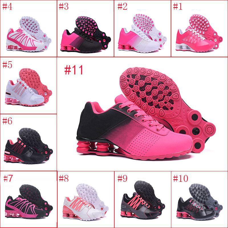3120b07d8 Compre Mulheres Sapatos Avenida Entregar Shox Atual NZ R4 802 808 Mulheres  Tênis De Basquete Mulher Esporte Designer Tênis Sapatilhas Senhora  Formadores Com ...