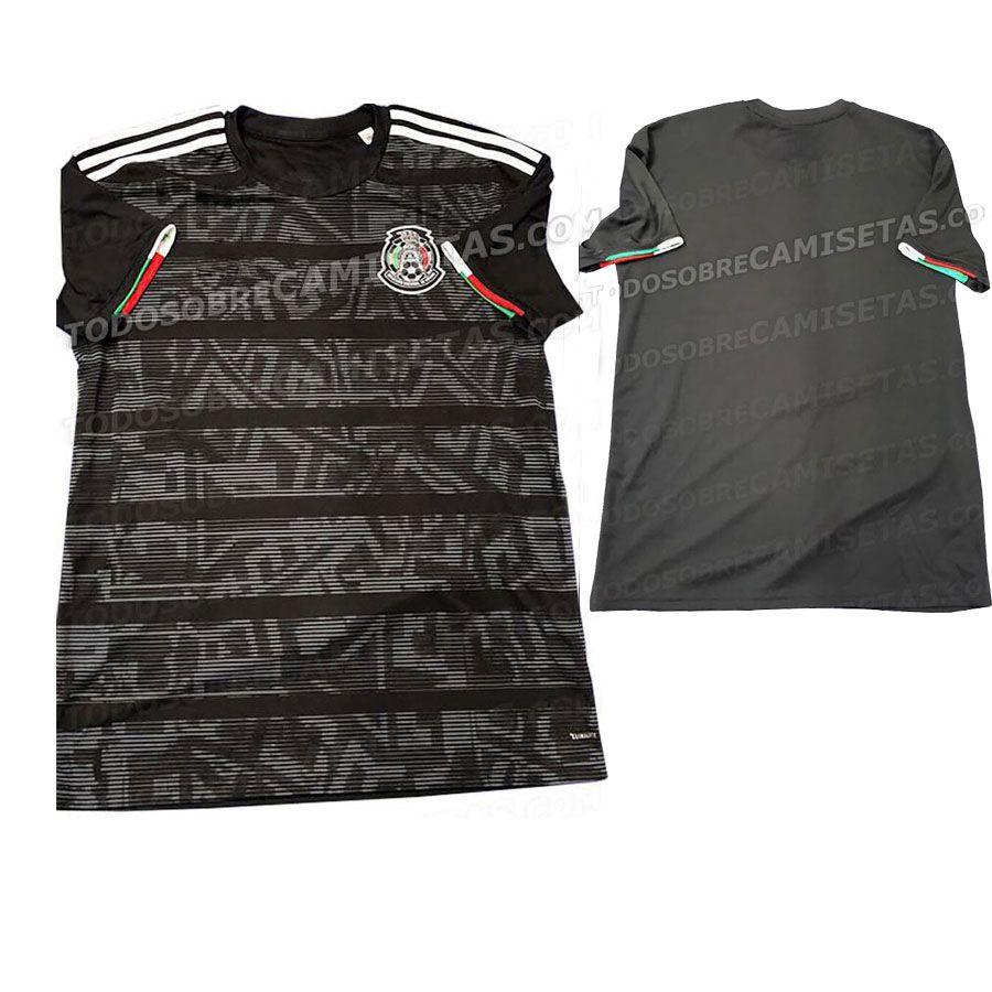 30bbd0868577e Tamaño S 2xl Kit De La Copa De Oro México 2019 Campos Hernández BLANCO  G.DOS SANTOS Jersey México Inicio Camiseta De Fútbol Negra Camiseta De  Fútbol Por ...
