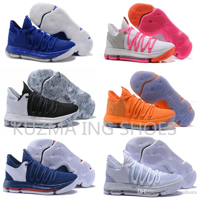 26e9e66d808309 KD 10s All Star Mens Basketball Shoes Texas Kevin Durant Mint Green White  Moon KD10 Fracture Blue Yellow ASG BHM Sneakers Kids Sneakers Shoes  Basketball ...