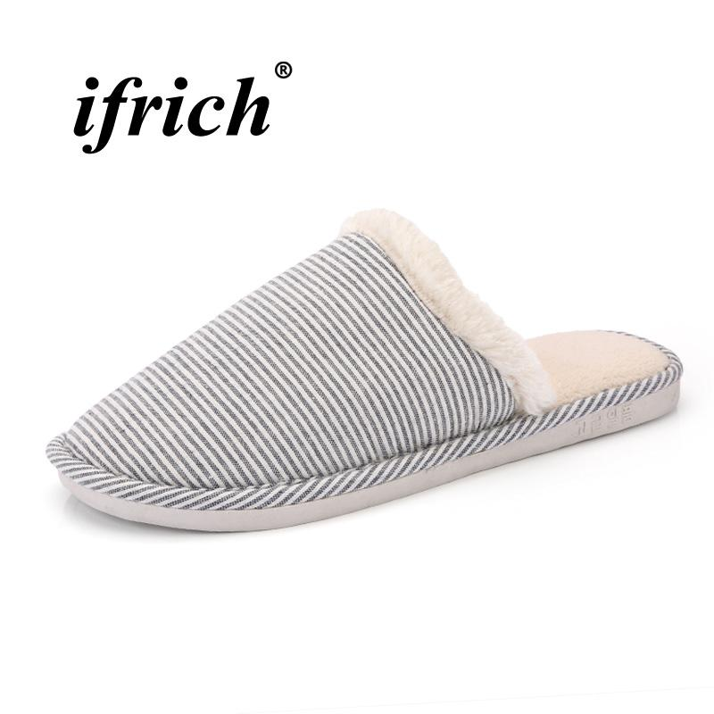 a00fd1e20b81 New Trend Room Shoes Male Blue Khaki Indoor Man Cotton Slippers Comfortable  Slippers For Guests Rubber Sole Men Flats Rubber Boots Womens Slippers From  ...