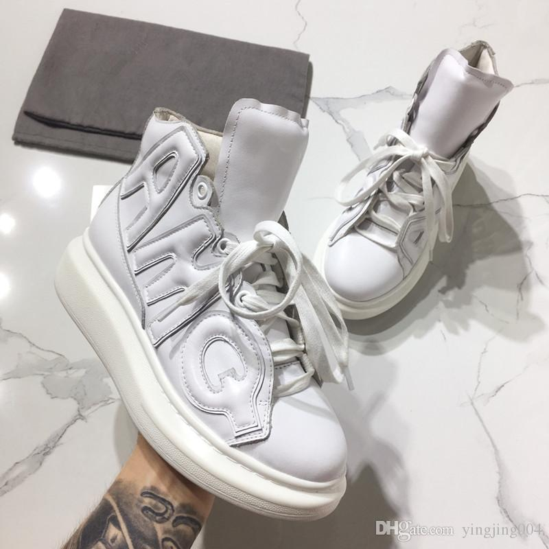 f0ab47cc1 Compre Casual Shoes Mulheres Sapatilhas Do Desenhista França Marca Suede  Couro Nova Moda De Luxo Genuine Gs18102405 Misto Tennis Cor Sapatilha De ...