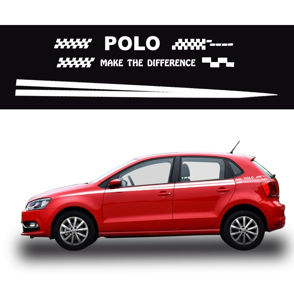 Polo Car Sticker