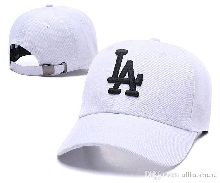 e8af5a07ac9 Wholesale Luxury Brand Designer Hats LA Black Snap Back Hats Lightning Baseball  Cap Casual Style Sport Adjustable Men Women Snapback Hat Cap Hat Flat Caps  ...