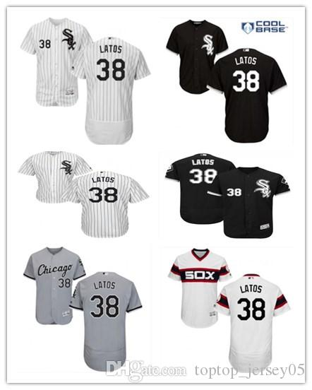 a6fd99e9b 2018 top Chicago White Sox Jerseys  38 Mat Latos Jerseys men WOMEN YOUTH Men s  Baseball Jersey Majestic Stitched Professional sportswear
