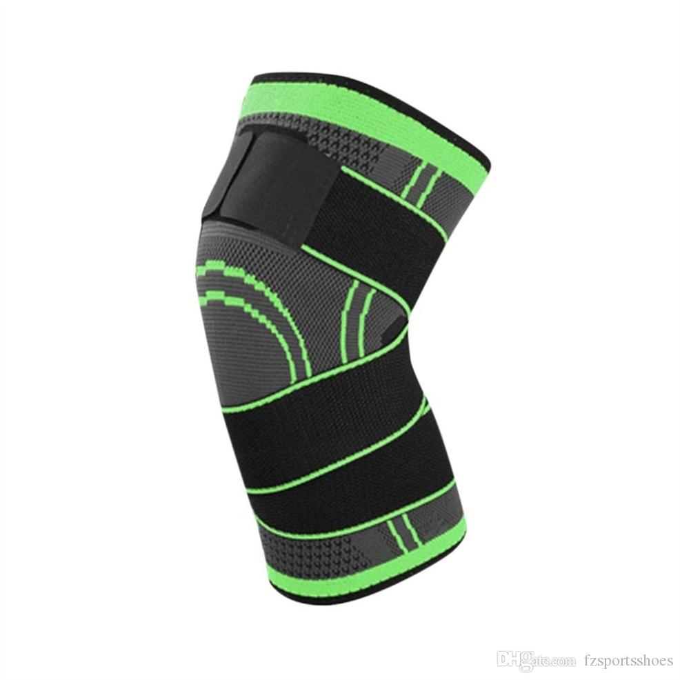 669fd0406b 2019 TSAI 3D Pressurized Fitness Running Cycling Bandage Knee Support  Braces Elastic Nylon Sports Pad Sleeve Ship Today Hot Sale #265240 From  Fzsportsshoes, ...