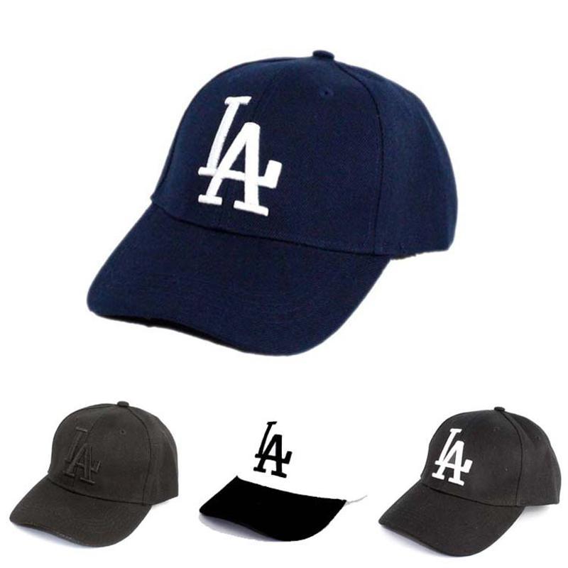 254924692cd 2019 New Letter Baseball Caps La Dodgers Embroidery Hip Hop Bone Snapback  Hats For Men Women Adjustable Gorras Embroidered Hats Leather Hats From  Sohucom, ...