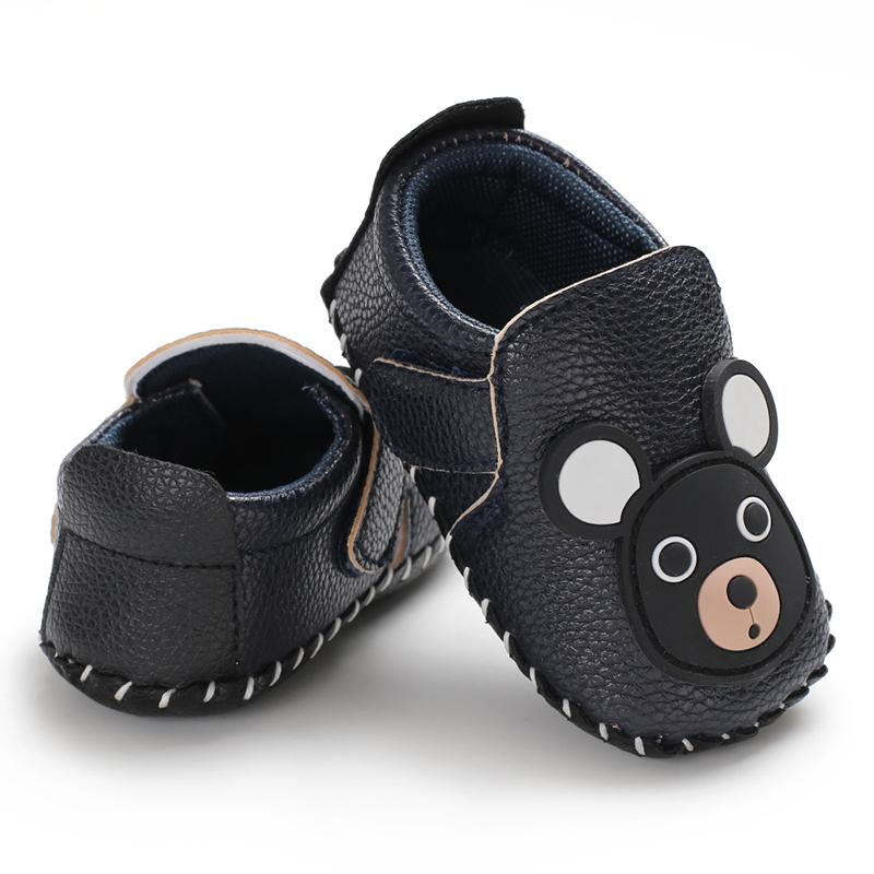 360a834404db2 Fashion Newborn Baby Boys Girls Soft Sole Shoes Trainers Size 0-18 Months