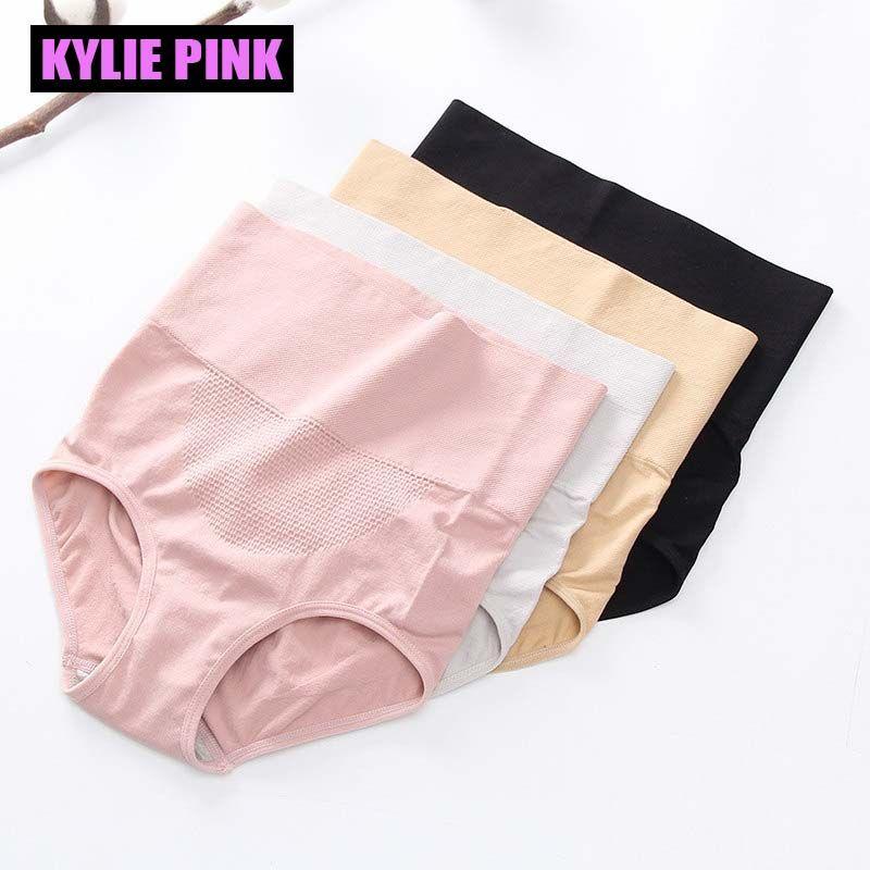 817ded427a1 2019 Seamless Women Shapers High Waist Slimming Tummy Control Knickers Slim Pantie  Briefs Magic Body Shapewear Lady Underwear From Missmia2
