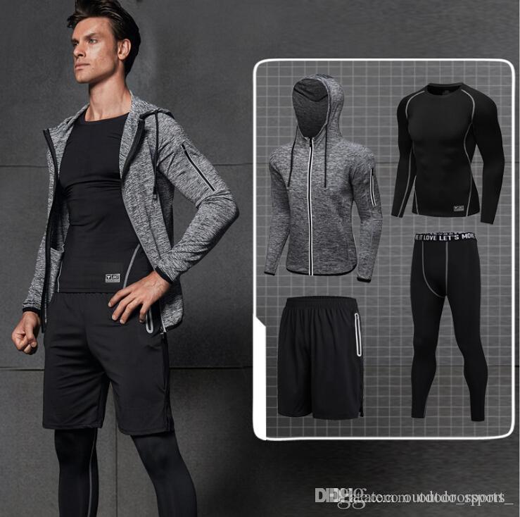 Men/'s Minion Long Sleeve Bodysuit Costume 4 Piece Outfit Set