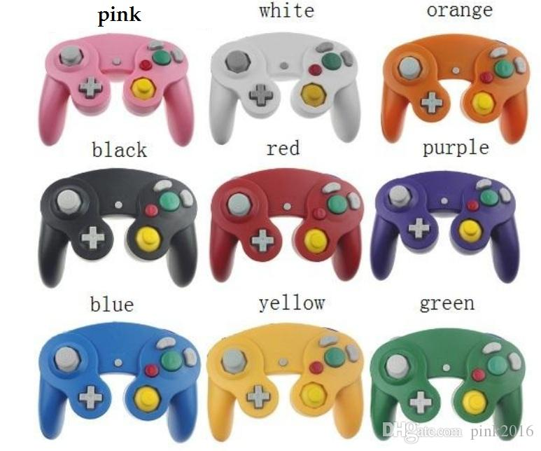 Wired Game Controller Gamepad Joystick for NGC NINTENDO GC Game Cube For Platinum