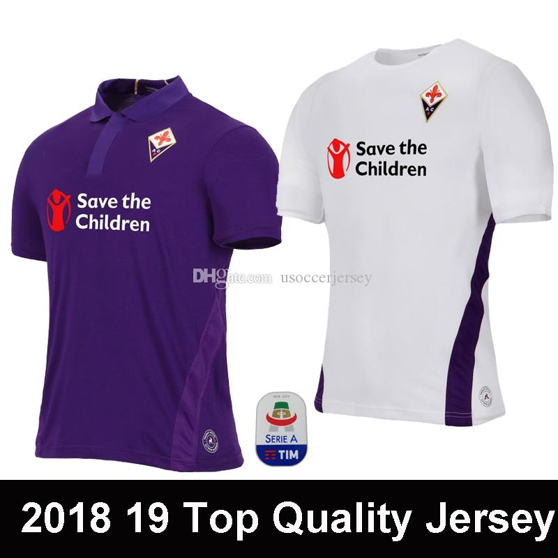 617a2c56b77 2018 19 Fiorentina Soccer Jerseys PJACA GERSON MONTIEL VERETOUT 18 ...