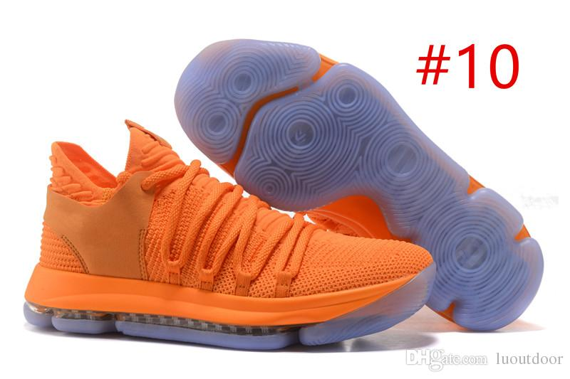 e7be9e38e99 2019 2019 Hot Sale Best Quality Arrival KD 10 Para Basketball Shoes For High  Quality Kevin Durant 10s Bounce Cushion Sports Sneakers Lu From Luoutdoor