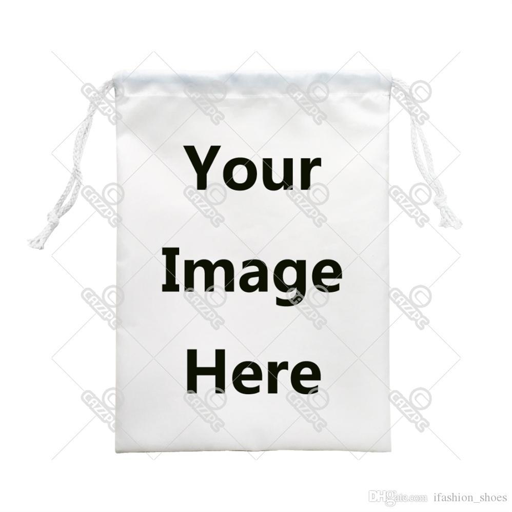 89d5da7c54 Your Image Instagram Photo Print Custom Individual Nylon Fabric Drawstring  Shoes Storage Dust Receive Bag  124009 Drawstring Bags Wholesale Handbags  From ...