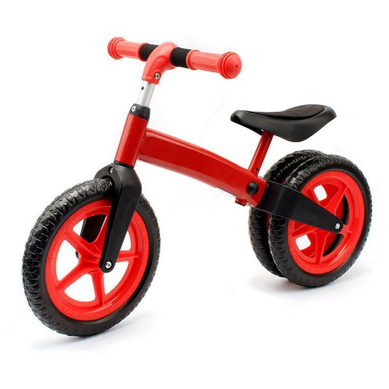 8496d8bac28 2019 Children Walker 2 Wheel Balance Bike Toy Safe Stable Buggy Durable  Scooter Outdoor Supplies Kids Ridding Scooter With No Pedal From Baibuju,  ...