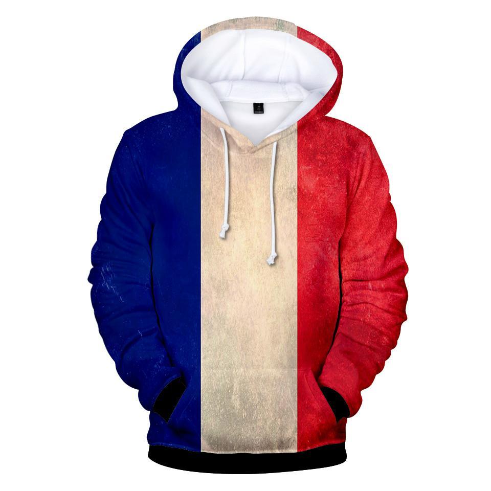 Compre K Pop Bandeira Nacional Moda 3D Hoodies Moletons França Impressão  Harajuku Mulheres   Homens Georgia Hoodies Moletom Roupas 4XL De Kobehe cb621f2b63c