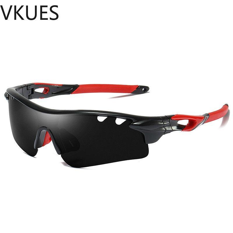b469a78534 VKUES Sunglasses Men Women Polarized Outdoor Sports Sun Glasses New ...