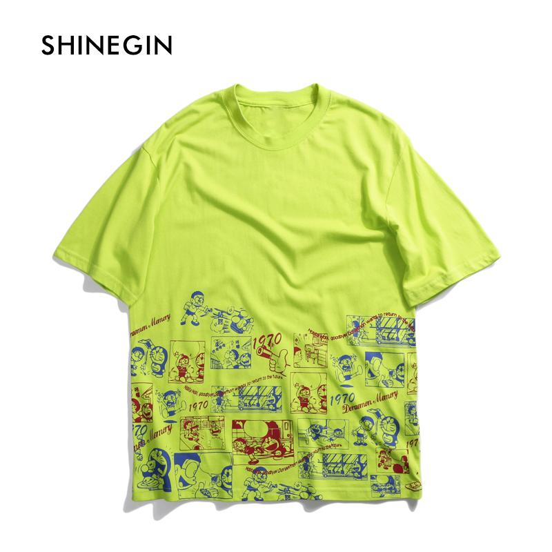 5edaee855 Doraemon Memory Printed T Shirt Streetwear 2019 Harajuku Hip Hop Casual  Tops Tees By SHINEGIN T Shirt Buy Cool T Shirt Companies From Chencloth66, .