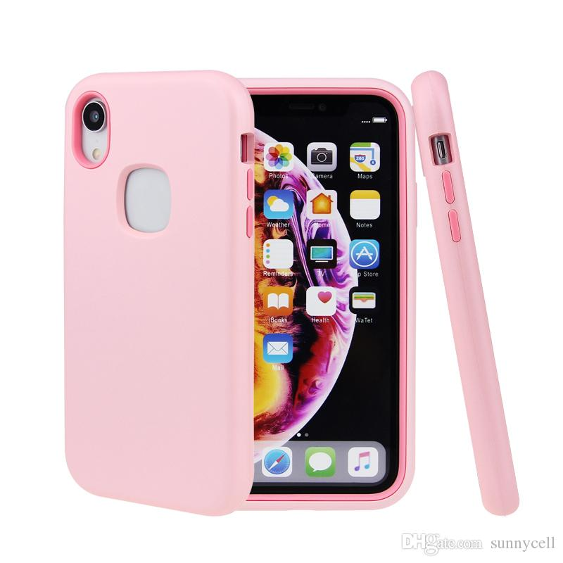 coque iphone xr silicone fee