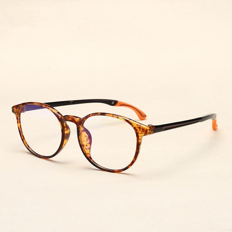 Compre 2019 New Tr90 Retro Llegs Ajustável Flexível Armações De Óculos  Mulheres Jovens Óculos Ópticos Miopia Rx Óculos De Armação Espetáculo De ... dae54fda28