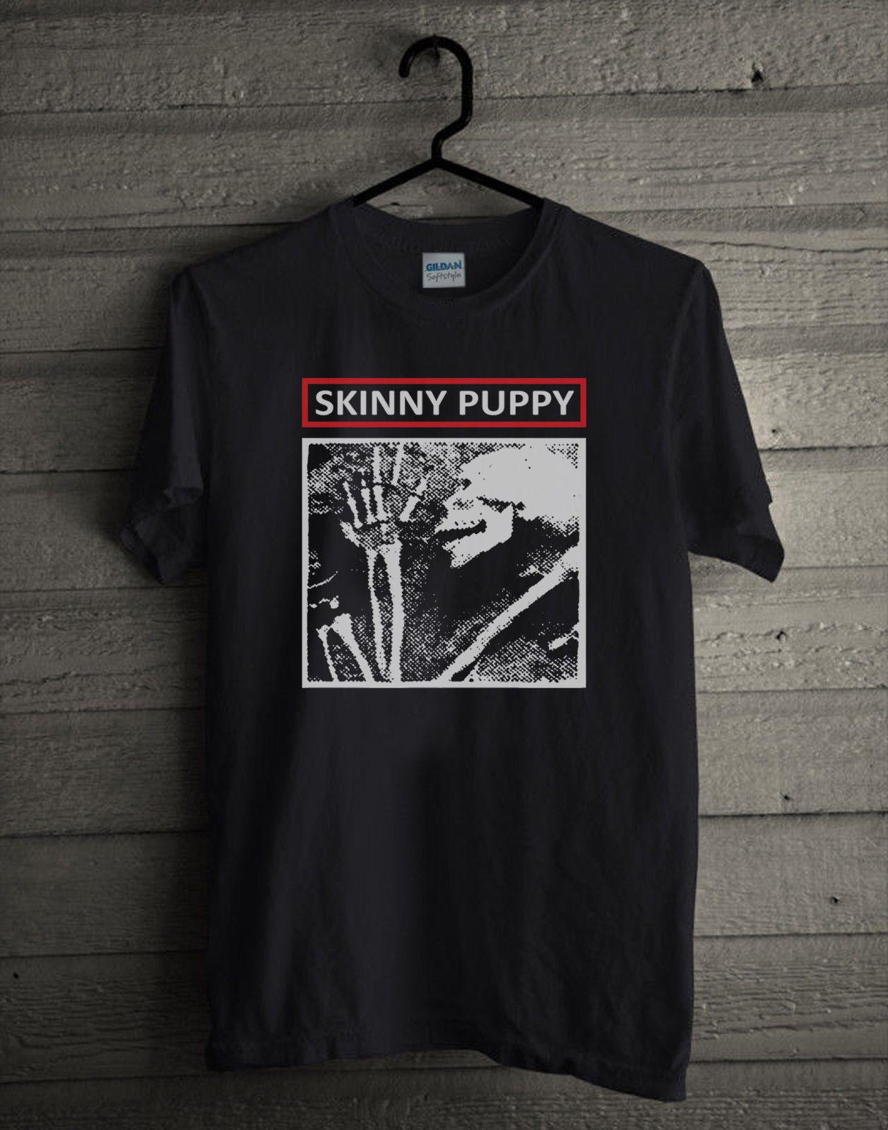 73fe61727f34 Vintage T Shirt Skinny Puppy Ministry Depeche 4AD Goth Siouxsie Reprint  Funny Unisex Casual Top T Shirts Vintage T Shirts Sale From  Countrysidelocks, ...