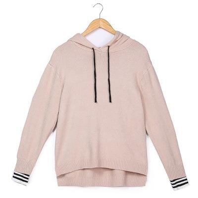 e21e53634 2018 Women Casual Hoodies Fashion Ladies Pullover Long Sleeve ...