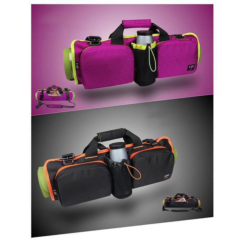 965478bbf4 2019 Yoga Mat Bag Folding Portable Shoulder Waterproof Sports Carrying  Storage Bag From Bunner