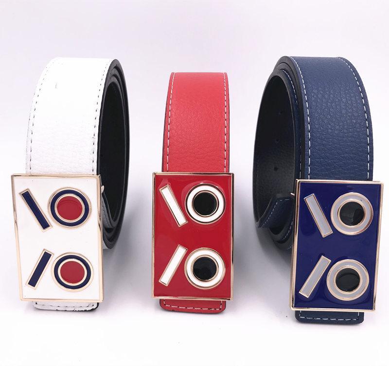 Compre es Moda Italia Marca Cinturón De Lujo Unisex Cinturones De Cuero  Hombres Mujeres Jeans Correas De Cintura Hip Hop Big Eyes Ocio Cinturón A   18.28 Del ... a42ffb081aa4