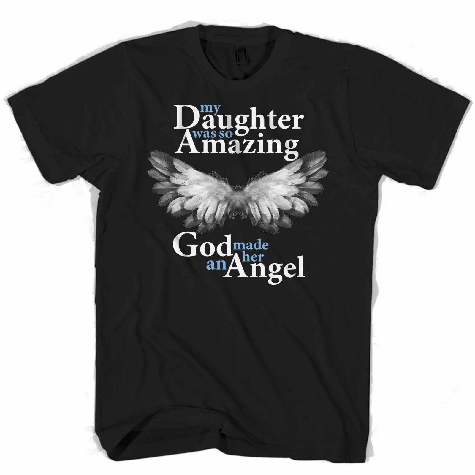 So Amazing: My Daughter Was So Amazing God Made Her An Angel Men'S
