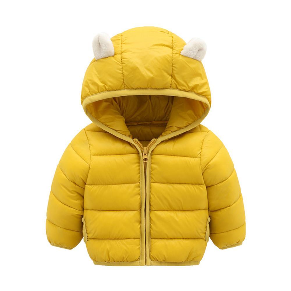 9e63360631d4 TELOTUNY Baby Warm Coat Autumn And Winter Thick Coat Boys Girl ...