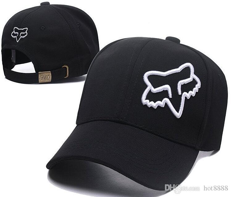 87aa817e366c7 Compre Buena Moda Fox Gorras Snapback Sombreros 2019 Nuevo Bboy Chapeu Gorra  Hombres Mujeres Aire Libre Casquettes Gorras Huesos Gorras De Béisbol A   7.03 ...