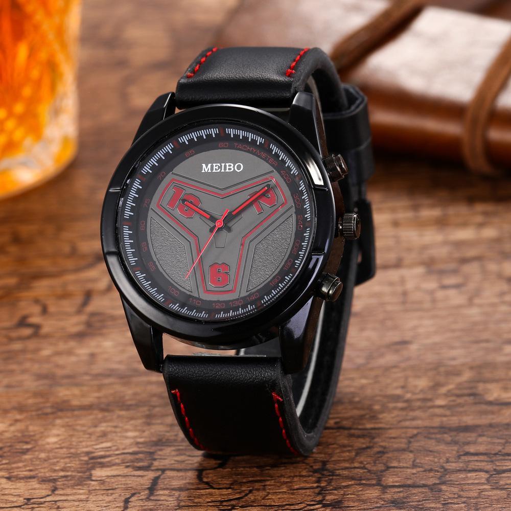 Quarz-uhren Neue Mode Montre Homme Mode Herren Uhr Wasserdicht Handgelenk Uhren Männer Neueste Quarzuhr Ultra Dünne Zifferblatt Uhr Männer Relogio Masculino Uhren