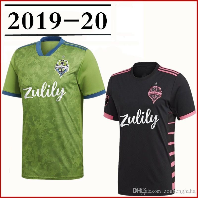 best service 318bc 3e7b9 2019 Seattle Sounders Soccer jersey Nightfall movement polo home away  Roldan Ruidiaz Morris Lodeiro Marshall Football shirts kids kits