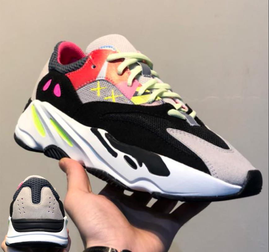 e5adf243 Купить Оптом Designer Shoes Adidas Yeezy Boost 700 V2 Мужские Кроссовки  Geode Статический Сиреневый Соль Сплошной Серый Инерции Женская Мода  Спортивные ...