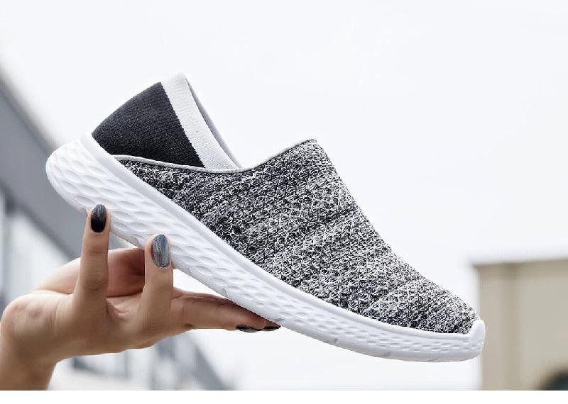 vendita online vendita uk scarpe classiche Xiaomi Mijia scarpe sportive per uomo e donna Uleemark scarpe da passeggio  per il tempo libero traspirante assorbimento sportivo