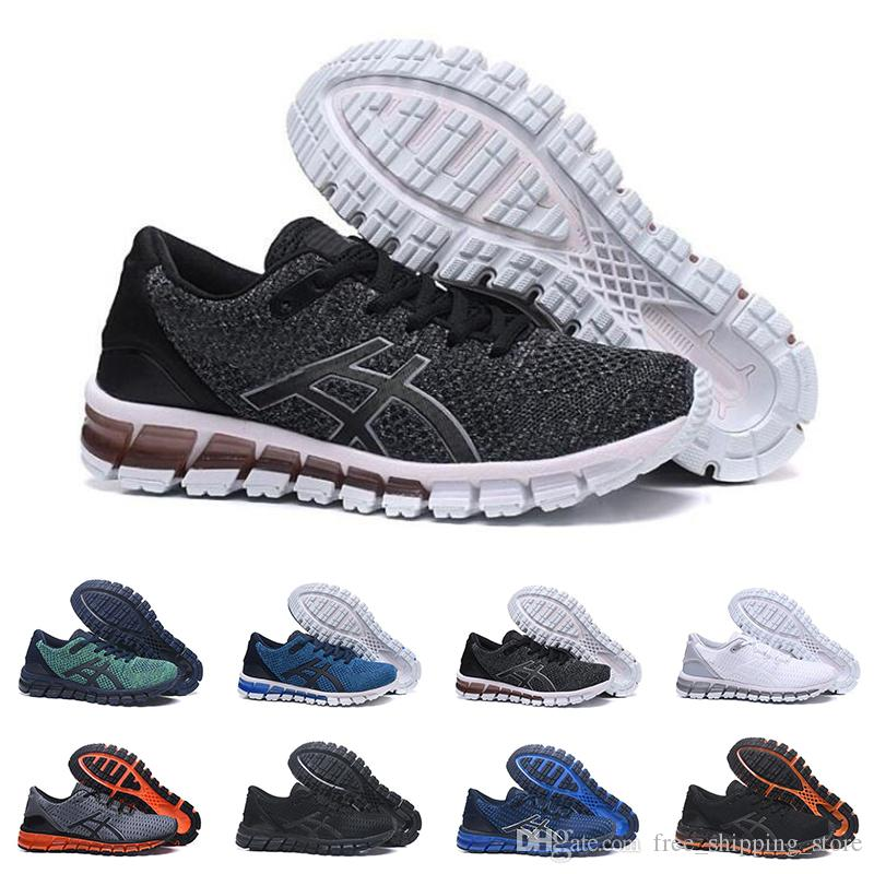 timeless design 2e949 500cd 2019 GEL-Quantum 360 SHIFT Stability Breathable running shoes for men green  black white blue mens trainer fashion sports sneakers runner