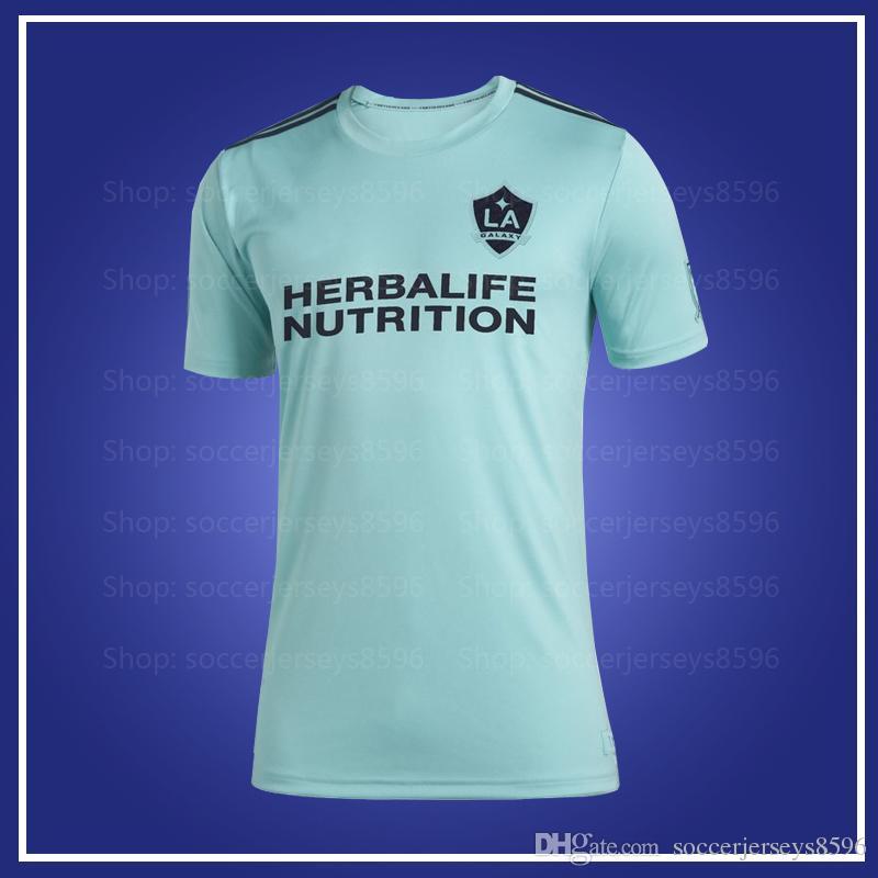 07be91635 2019 MLS LA Galaxy 2019 Parley Jersey 2019 2020 Parley LA Galaxy Soccer  Jersey Women Men 19 20 MLS LA Galaxy Ibrahimovic Parley Jersey From ...