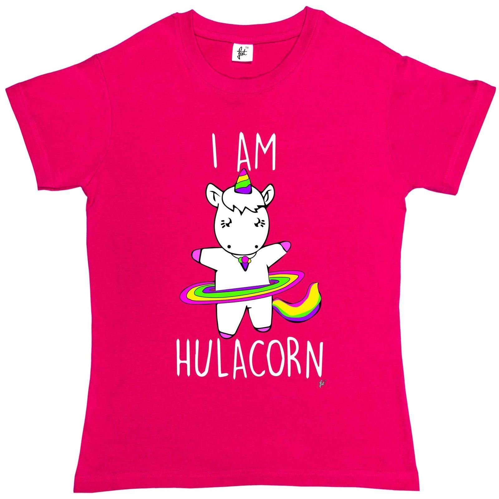 062ebe5e I Am Hulacorn Super Cute Unicorn Using Hula Hoop Womens Ladies T ShirtFunny  Unisex Casual Tshirt Top Print T Shirt Slogan T Shirts From Mvptshirt, ...