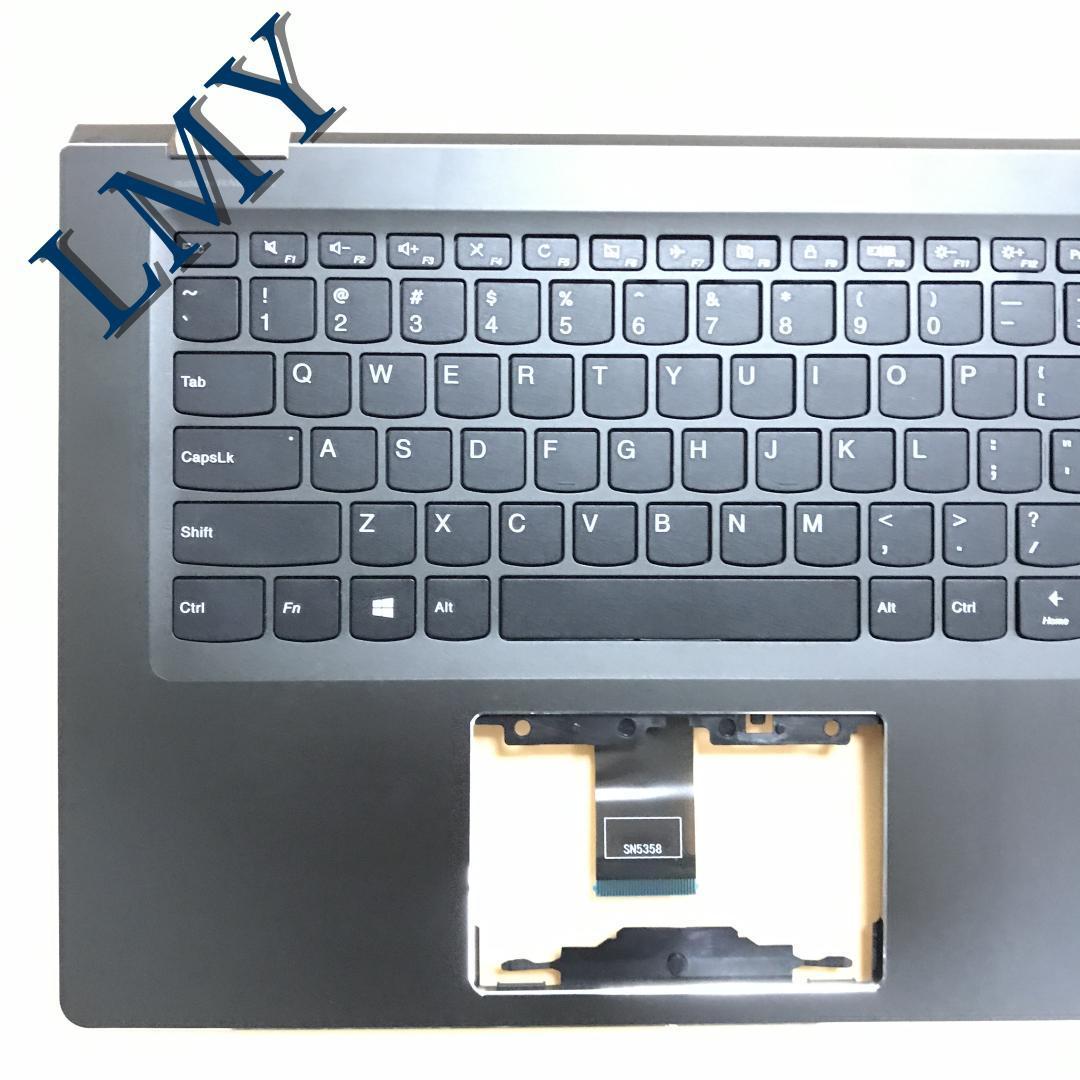 652151e549b4 Brand New Laptop Case for LENOVO FLEX4-14 FLEX4-1470 FLEX4-1480 Laptop US  Keyboard Palmrest Asembly W/o Backlit