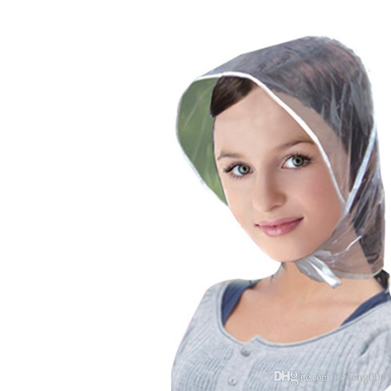 1f22661514f23 2019 Unisex Outdoor Fishing Golf Child Adult Cover Transparent Umbrellas  Rain Coat Raincoat Umbrella Headwear Hat Cap  17080 From Feiteng006