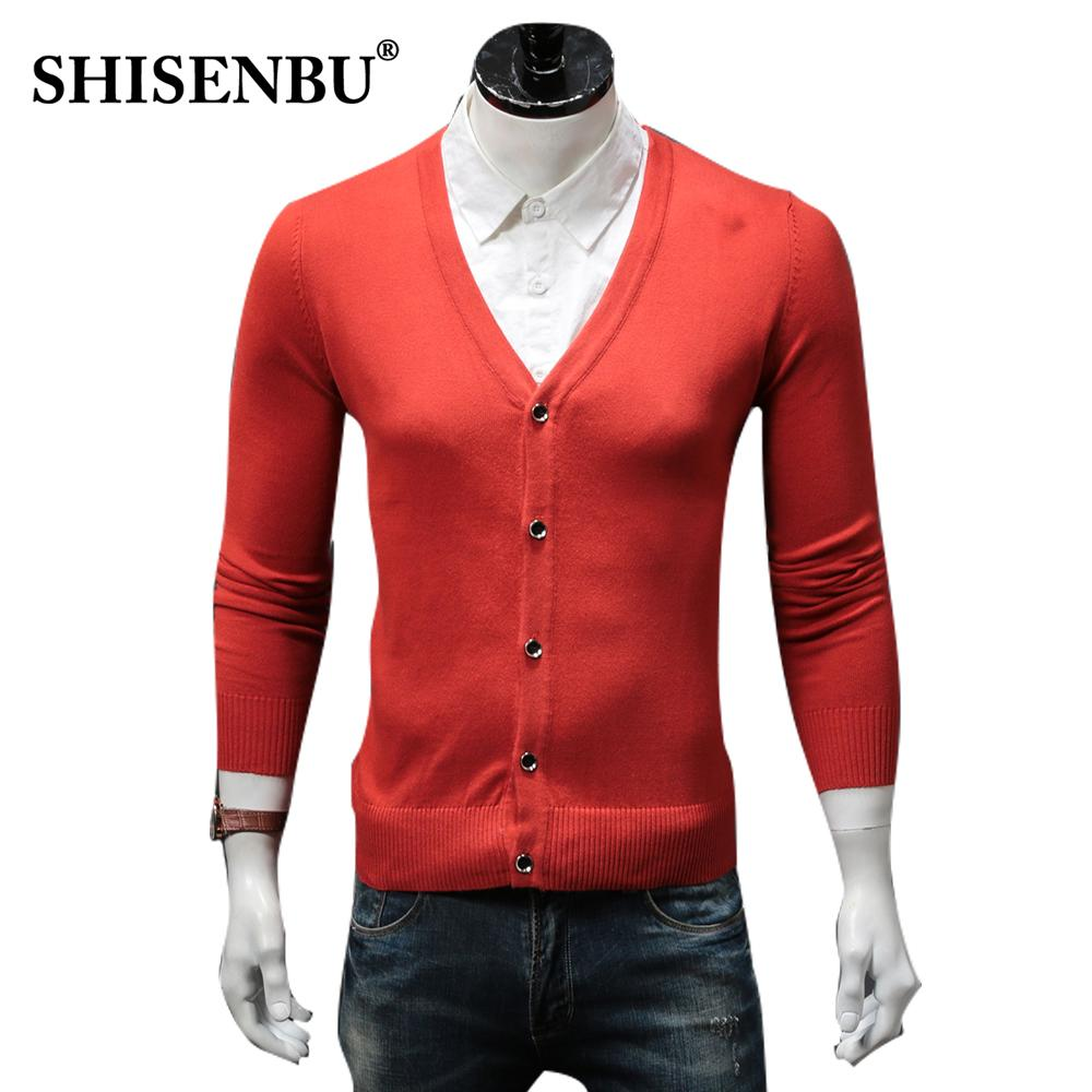 8537d8e207 2019 2018 New Winter Brand Men Cotton V Neck Anti Wrinkle Long Sleeve  Fashion Sweater Coat Sweaters Tops Solid Fit Knitting Clothing From Honry