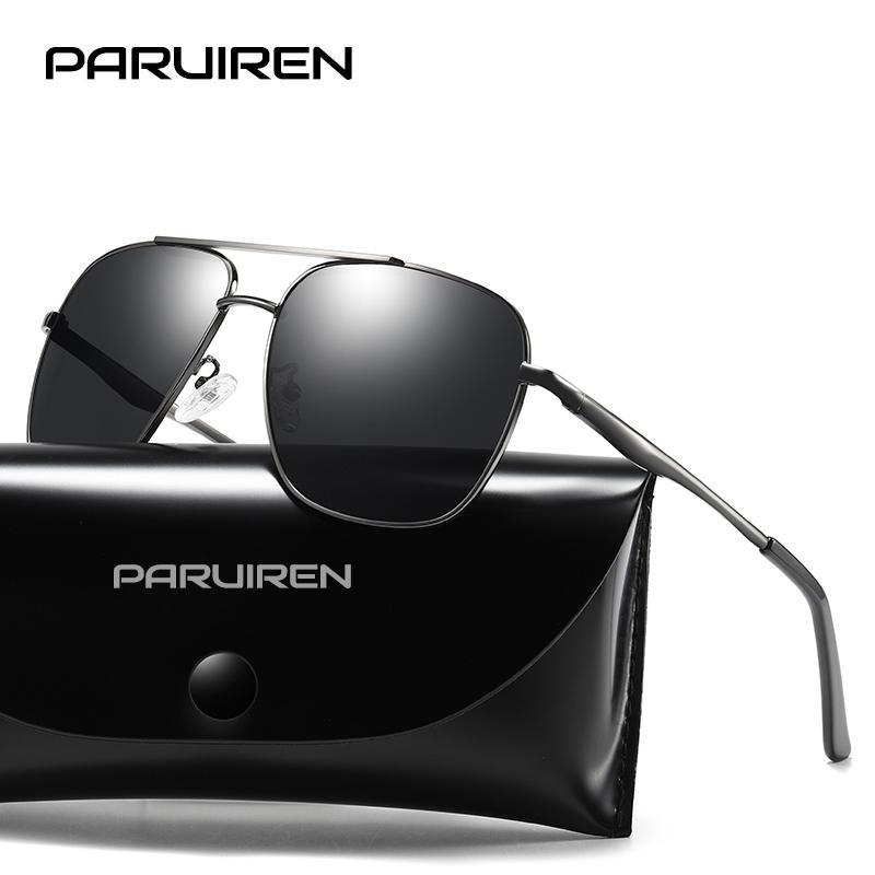 Designer Sunglasses Stylish Brand Square Glasses For Polarized Mens Sun Vintage Male Driving Uv400 2019 Eyewear Classic Nn80vmwO