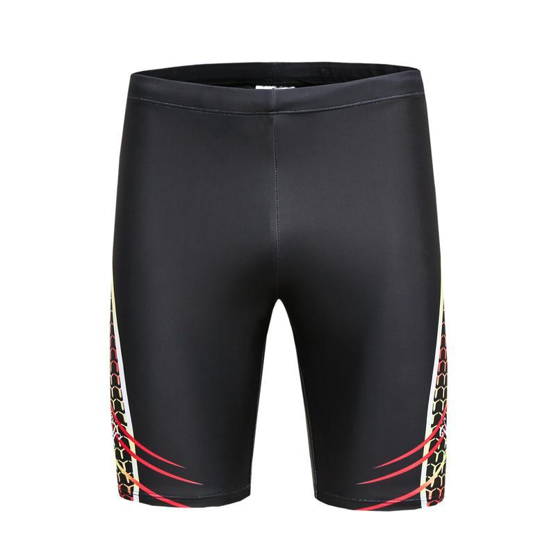 f8a065e87d2 Mens Long Swimming Trunks Plus Size Sport Shorts Men Swimwear Fifth Pant Plus  Size Professional Man Boys Competitive Beach Wear Online with  23.21 Piece  on ...