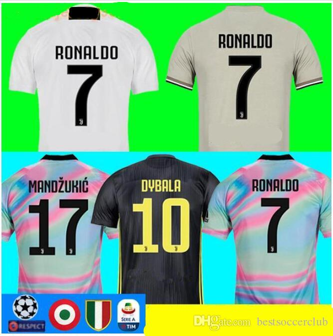 Fans Version EA Sports Limited 2018 2019 RONALDO JUVEs Soccer ... f96ca6191