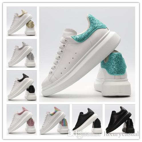 2019 Hot Sale Velvet white Mens Womens Shoes Beautiful Platform Casual Sneakers Luxury Designers Shoes Leather Solid Colors Dress Shoes