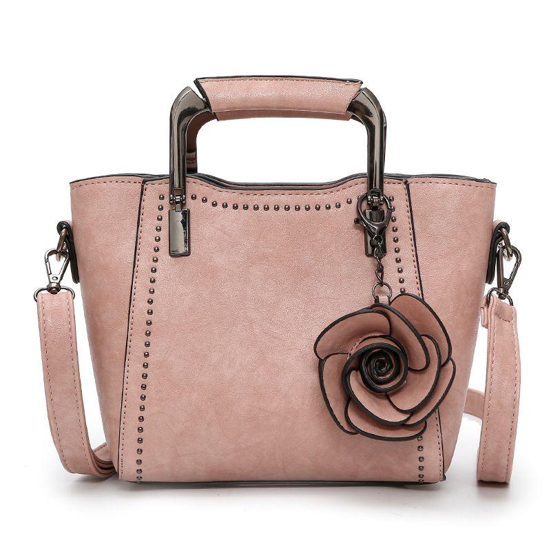 2ee729f46528 2019 Fashion New Pu Leather Handbags Women S Designer Handbag Elegant  Ladies High Quality Tote Bag Large Handbags Shoulder Bags Laptop Messenger Bags  Purses ...